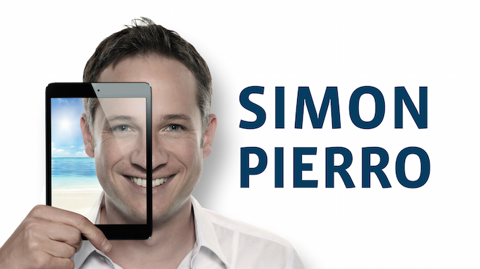 iPad Magician Simon Pierro