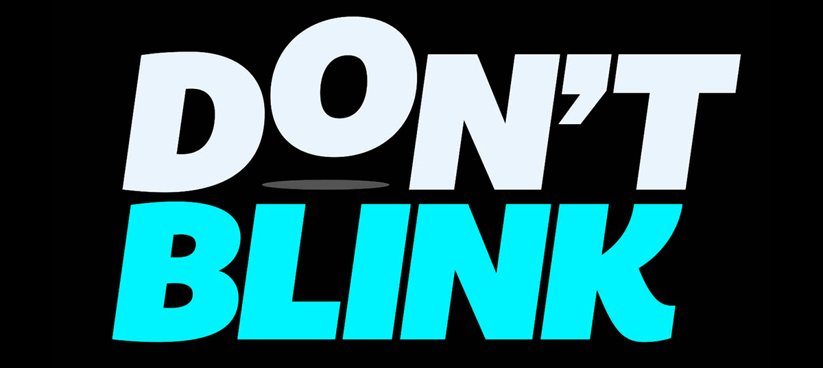 IPad Magic On Dont Blink
