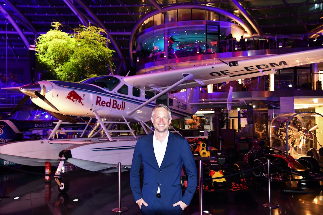 The Red Bull Hangar-7 in Salzburg (Austria)